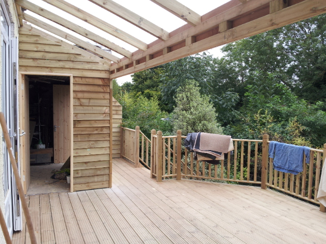 Decking | Composite Decking Bristol | Joel Anderson Carpentry & Joinery